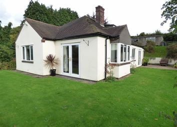 Thumbnail 4 bed detached bungalow for sale in Fair Oak, Eccleshall, Stafford
