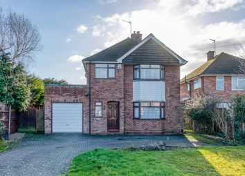 Thumbnail 3 bed detached house for sale in Church Road, Astwood Bank, Redditch