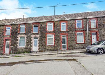 Thumbnail 3 bed terraced house for sale in Hamilton Terrace, Maesteg