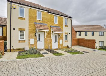 Thumbnail 2 bedroom semi-detached house for sale in Green Templeton Close, Basingstoke