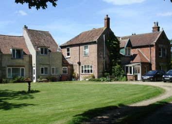 Thumbnail 4 bed country house for sale in Town Street, South Somercotes, Louth