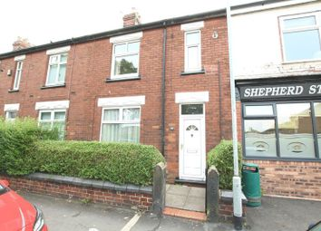 Thumbnail 2 bedroom terraced house for sale in Shepherd Street, Biddulph, Stoke-On-Trent