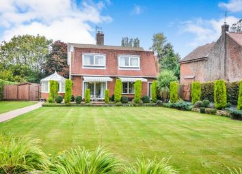 Thumbnail 4 bed detached house for sale in Station Road, Sutton-In-Ashfield, Nottinghamshire