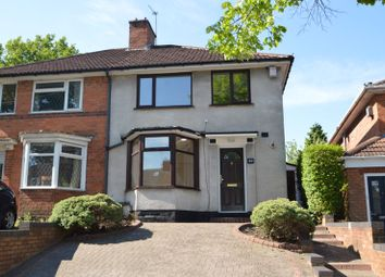 Thumbnail 3 bed semi-detached house to rent in 49 Dads Lane, Moseley