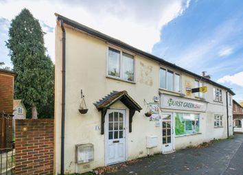 Thumbnail 2 bed flat for sale in Station Road, Hurst Green, Etchingham