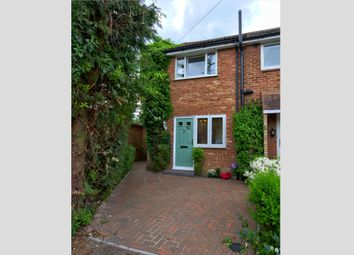Thumbnail 2 bed end terrace house for sale in Whitehill Road, Cambridge