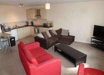 Thumbnail 2 bed flat to rent in Ashville Road, Hampton Hargate, Peterborough