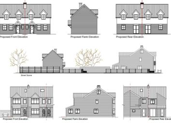 Thumbnail Land for sale in 4, Nevendon Road, Wickford