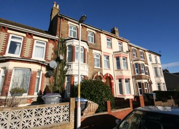 Thumbnail 5 bed terraced house for sale in Elms Vale Road, Dover