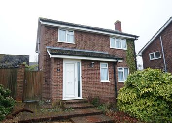 Thumbnail 4 bed detached house for sale in Messenger Close, Bungay