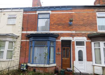 Thumbnail 2 bed terraced house for sale in Pavillion Crescent, Worthing Street, Hull