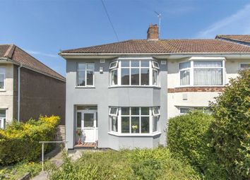 Thumbnail 3 bed end terrace house for sale in Shaldon Road, Horfield, Bristol