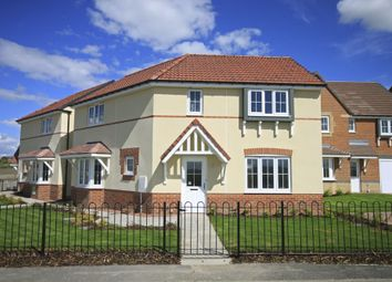 "Thumbnail 3 bed link-detached house for sale in ""Faringdon"" at Ponds Court Business, Genesis Way, Consett"