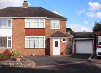 Thumbnail 3 bed semi-detached house for sale in Essex Avenue, Kingswinford