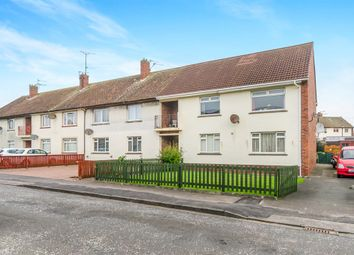 Thumbnail 2 bedroom flat for sale in Annpit Road, Ayr