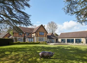 Thumbnail 5 bed detached house for sale in Woodwyck House, Ashes Lane, Freshford, Bath