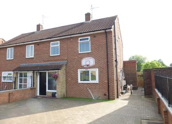 Thumbnail 3 bed semi-detached house for sale in Pennine Way, Gunthorpe, Peterborough