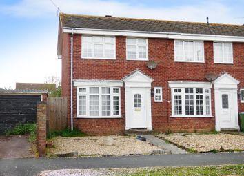 Thumbnail 3 bed end terrace house for sale in Beaumont Park, Littlehampton