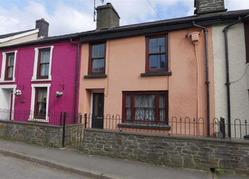 Thumbnail 2 bed cottage for sale in Chapel Street, Tregaron, Ceredigion