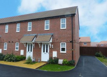 Thumbnail 2 bed end terrace house for sale in Tidworth