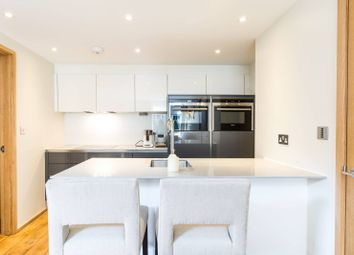 Thumbnail 1 bed flat to rent in Cheyne Walk, Chelsea