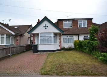 Thumbnail 3 bed semi-detached bungalow to rent in Sherborne Way, Croxley Green, Rickmansworth