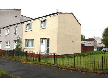 Thumbnail 3 bedroom end terrace house for sale in Harmony Place, Glasgow