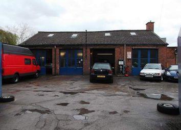 Thumbnail Commercial property for sale in C & S Motors, Nottingham