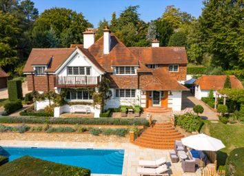 Thumbnail 6 bed detached house for sale in Guildown Road, Guildford, Surrey GU2.