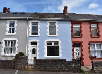 3 bed terraced house for sale in Bettws Road, Brynmenyn, Bridgend. CF32
