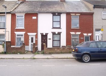 2 bed terraced house to rent in Stanley Street, Lowestoft NR32