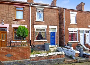 Thumbnail End terrace house for sale in Cromartie Street, Longton, Stoke-On-Trent