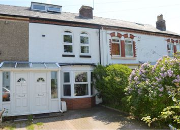 Thumbnail 2 bed terraced house for sale in Rock Bank, Upton