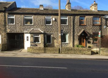 Thumbnail 3 bed cottage for sale in Station Road, Steeton, Keighley
