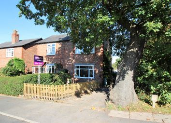 Thumbnail 3 bed cottage for sale in Town Lane, Mobberley