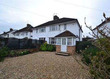 Thumbnail 3 bedroom semi-detached house to rent in Parkway, Horley