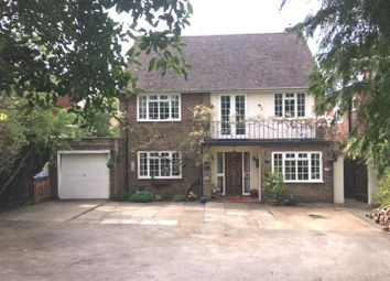 Thumbnail 3 bed detached house for sale in Paddockhall Road, Haywards Heath