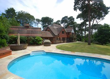 Thumbnail 5 bed property to rent in Bury Road, Branksome Park, Poole