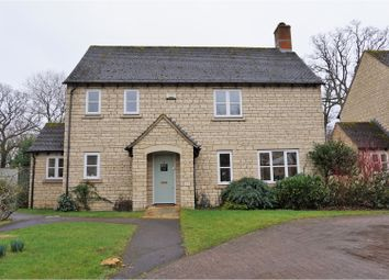 Thumbnail 4 bed detached house for sale in Glissard Way, Bradwell Village