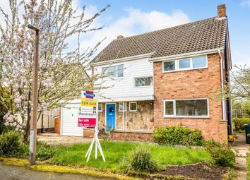 Thumbnail 3 bed detached house for sale in Rookery Drive, Tattenhall, Chester