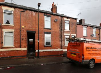 Thumbnail 3 bedroom terraced house for sale in James Street, Sheffield