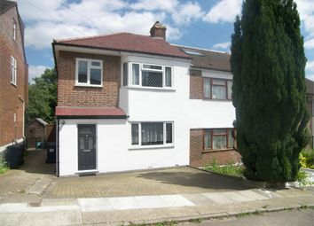 Thumbnail 3 bed semi-detached house for sale in Norfolk Road, Barnet