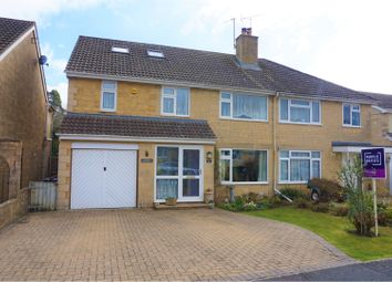 Thumbnail 4 bed detached house for sale in Chesterton Park, Cirencester