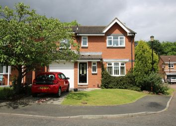 Thumbnail 4 bed detached house for sale in Redshank Close, Washington