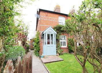 Thumbnail 3 bedroom end terrace house to rent in Church Road, Shedfield, Southampton