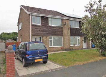 Thumbnail 3 bed semi-detached house for sale in Weaver Avenue, Kirkby, Liverpool