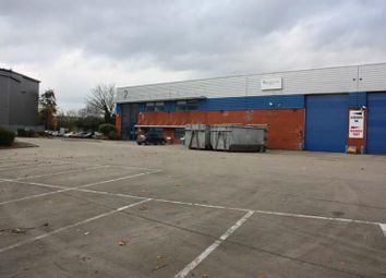 Thumbnail Light industrial to let in Unit 2 Riverside Cargo Centre, Mathisen Way, Poyle, Slough, Berkshire