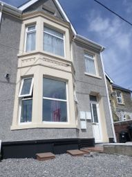 Thumbnail 1 bed flat to rent in Coychurch Road, Pencoed, Bridgend, Bridgend.