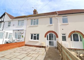 Thumbnail 3 bed terraced house for sale in Ecmod Road, Eastbourne, East Sussex