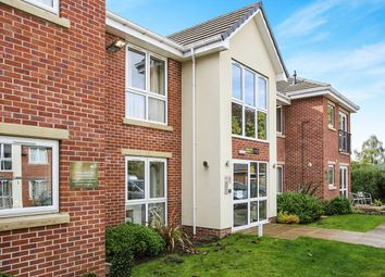 Thumbnail 2 bed flat for sale in Westbourne Villas Cricketers Way, Holmes Chapel, Crewe